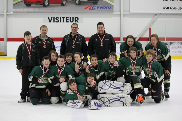Bantam Rep Bronze