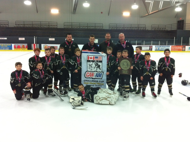 Novice B Can Am tournament
